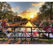 Load image into Gallery viewer, Bike in Amsterdam