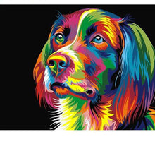 Load image into Gallery viewer, Colorful Dog