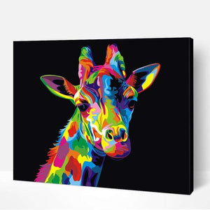 Colorful Girafe