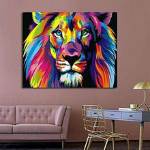 Load image into Gallery viewer, Colorful Lion