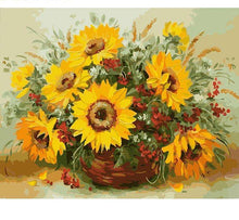 Load image into Gallery viewer, Colorful Sunflower