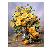 Load image into Gallery viewer, Yellow Flowers