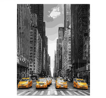 Load image into Gallery viewer, Taxi in New York