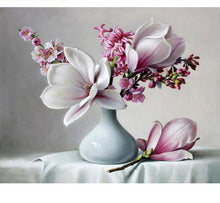 Load image into Gallery viewer, Flowers from Holland - Just Paint By Numbers