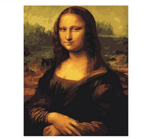 Load image into Gallery viewer, Mona Lisa - Just Paint By Numbers