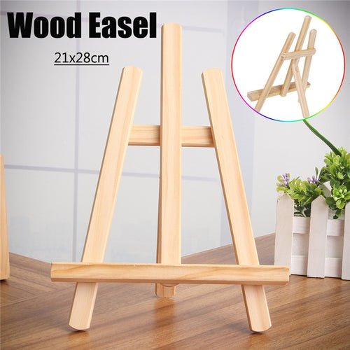 Wooden Display Easel