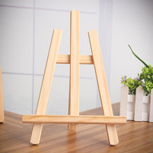 Load image into Gallery viewer, Wooden Display Easel