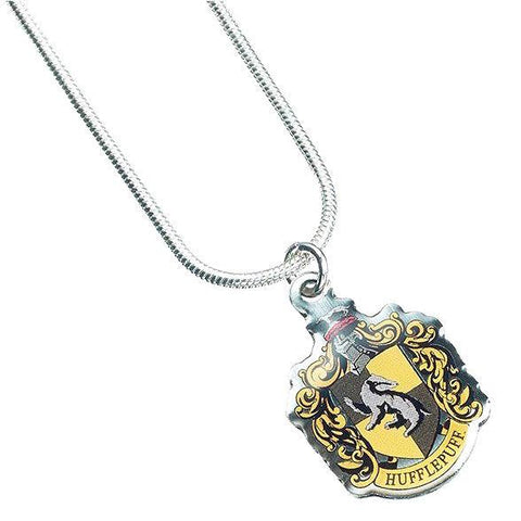 Colar Hufflepuff Crest Harry Potter