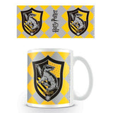 Caneca Hufflepuff Harry Potter