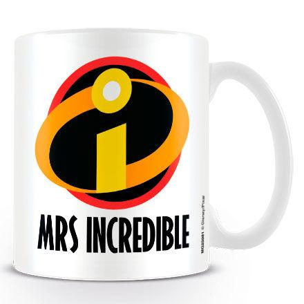 Caneca Mrs. Incredible The Incredibles Disney
