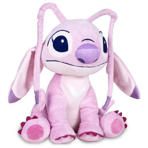 Peluche Angel Stitch Disney 27cm