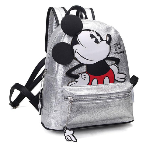 Mochila Mad about Mickey Disney 30cm