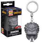 Porta-chaves Pocket POP Disney Gargoyles Demona Stone Exclusive