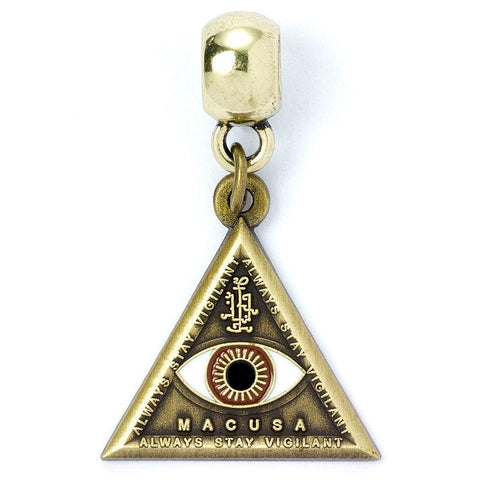 Pendente charm Triangle Eye Animais Fantasticos
