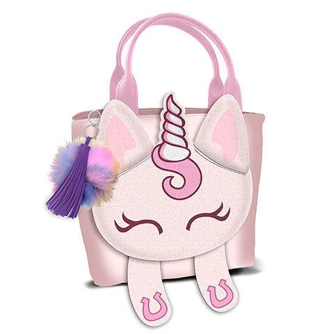 Bolsa shopping Unicorn Oh My Pop