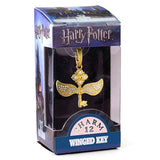 Pendente charm Winged Key Harry Potter