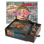 Puzzle The Quibbler Magazine Harry Potter