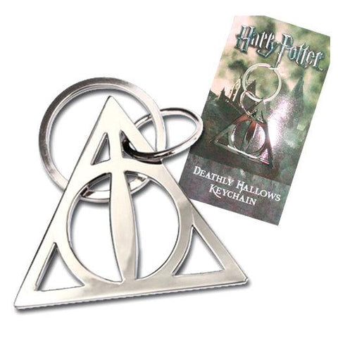 Porta-Chaves Deathly Hallows Harry Potter