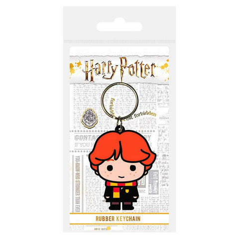 Porta-chaves Ron Weasley Harry Potter