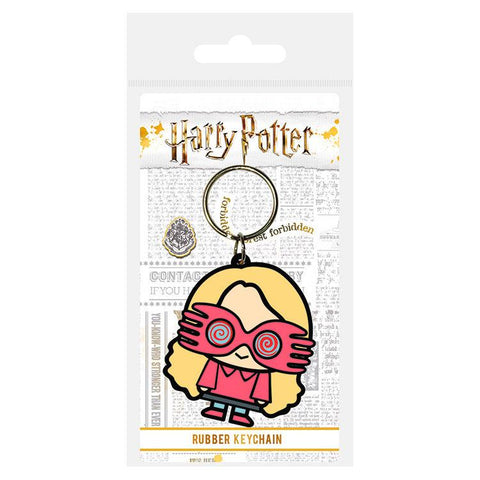 Porta-chaves Luna Lovegood Harry Potter