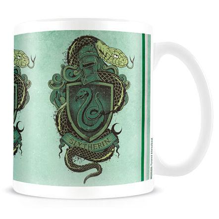 Caneca Slytherin Harry Potter