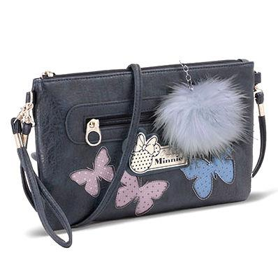 Mala Walk Pocket Minnie Disney Blufy