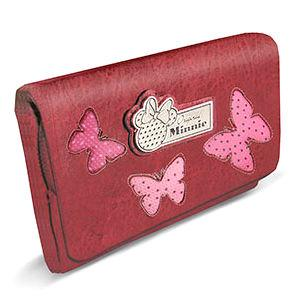Carteira Sweet Minnie Disney Marfly