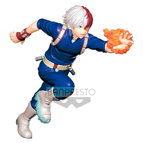 Figura Shoto Todoroki Enter The Hero My Hero Academia 15cm