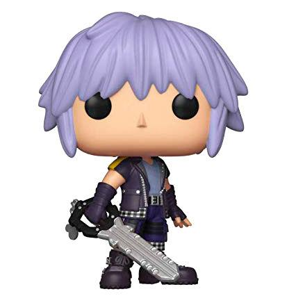 Figura POP Disney Kingdom Hearts 3 Riku