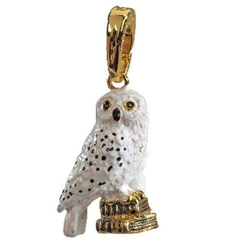 Pendente/charm Hedwig Harry Potter
