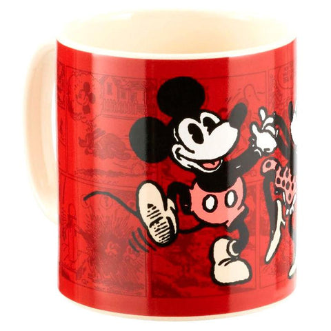 Caneca Mickey & Minnie Comic Disney