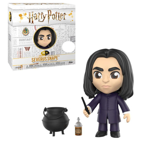 Figura 5 Star Harry Potter Snape vinyl Exclusive