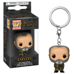 Porta-chaves Pocket POP Game of Thrones Davos