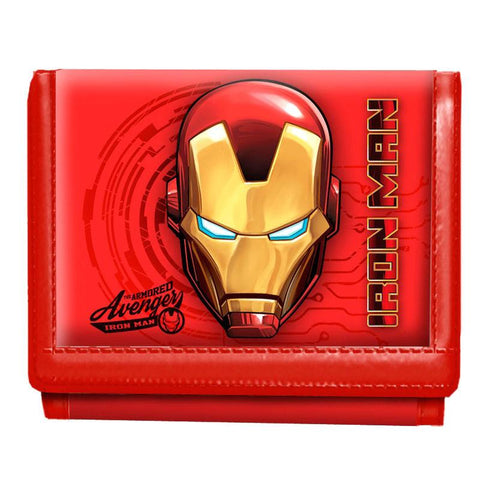 Carteira Iron Man Marvel