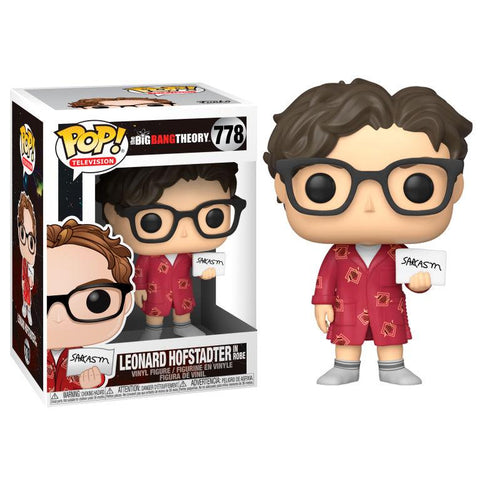 Figura POP The Big Bang Theory Leonard serie 2