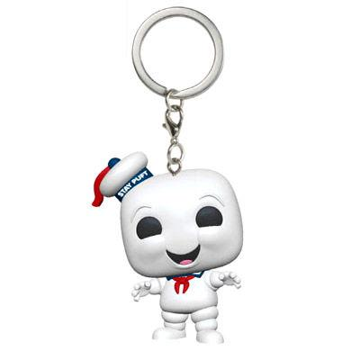 Porta-Chaves Pocket POP Ghostbusters Stay Puft