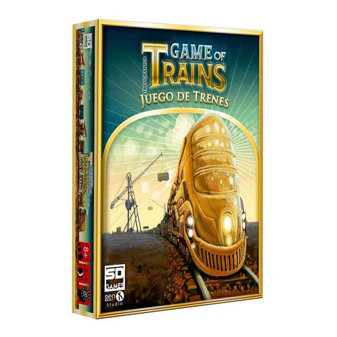 Jogo Game of Trains