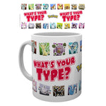 Caneca Pokemon My Type