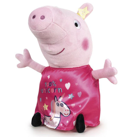 Peluche Peppa Pig Its Magic Rosa 45cm