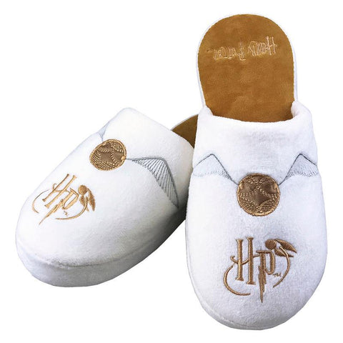 Chinelo de Quarto Golden Snitch Harry Potter