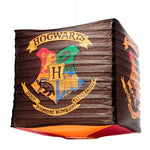 Candeeiro papel Hogwarts Harry Potter Cube