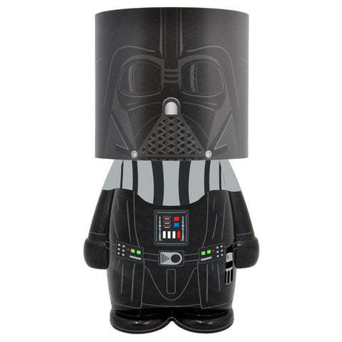Candeeiro Darth Vader Star Wars Look-Alite