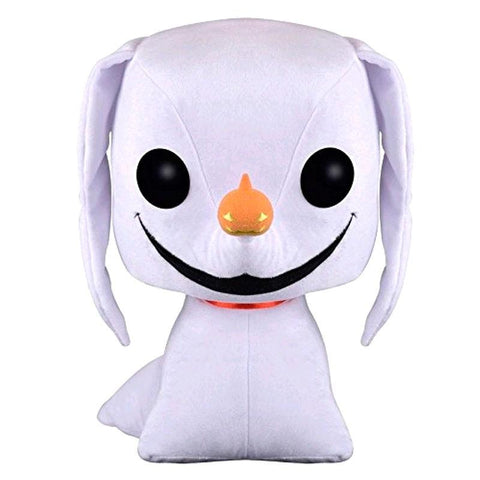 Peluche Disney Nightmare Before Christmas NBX Zero 55cm Exclusive