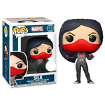 Figura POP Marvel Silk Exclusive