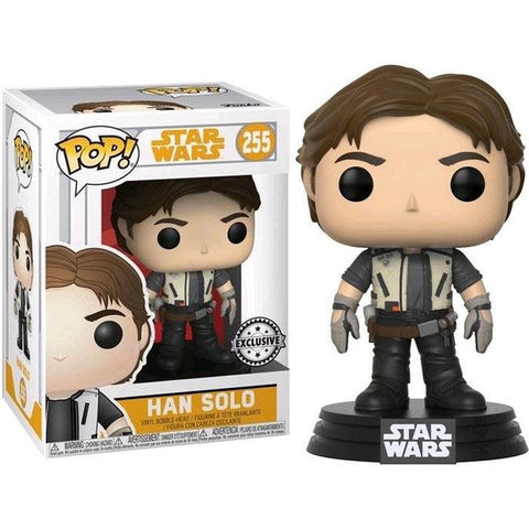 Figura POP Star Wars Solo Young Han Exclusive