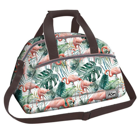 Saco Oh My Pop Tropical Flamingo 51cm