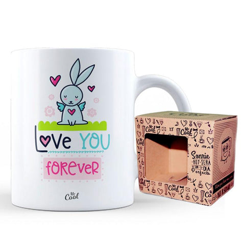 Caneca Love you Forever