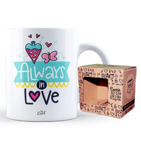 Caneca Always In Love