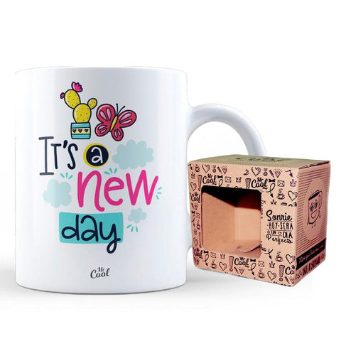 Caneca It is a New Day