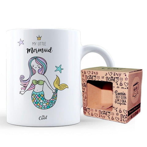 Caneca My Little Mermaid